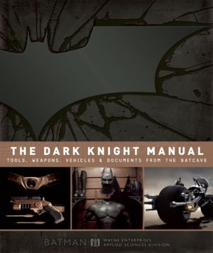 DarkKnightManual Geeky Friday: Batmobile: The Complete History/Dark Knight Manual, Geek of the Week, Slayer Abe vs. Pixar