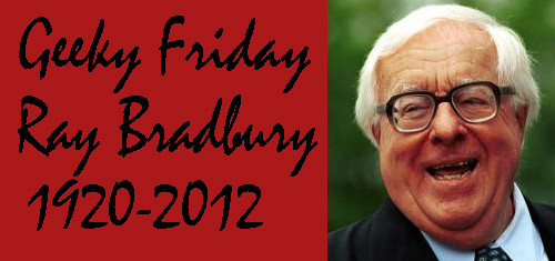 GFRB2 Geeky Friday: Remembering Ray Bradbury, All Hail Steve Ditko, Neil Young and Other BookExpo Flotsam and Jetsom