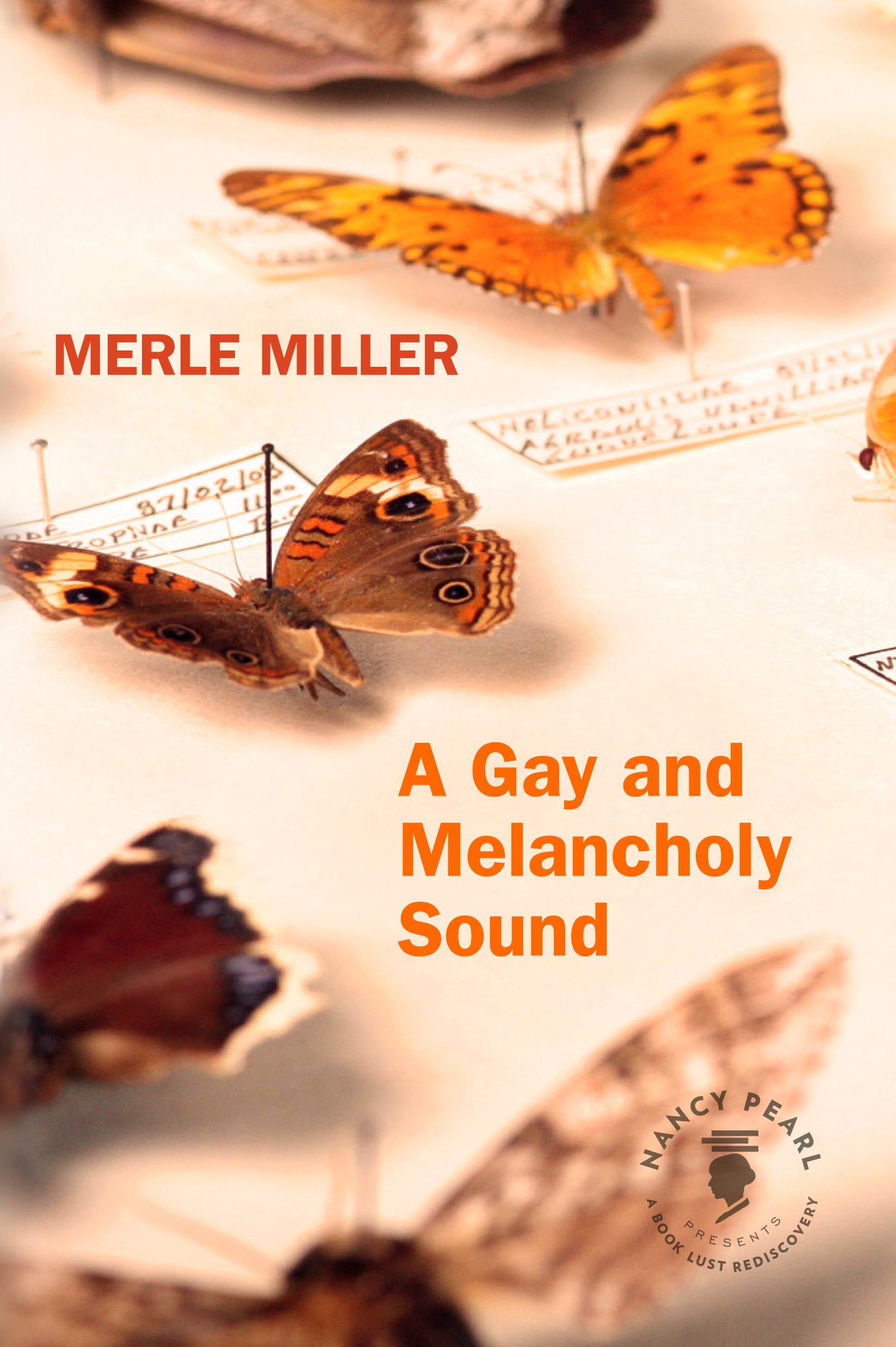 GayMelancholySound Nancy Pearls Book Lust Rediscoveries: In with the Old