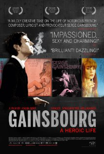 gainsbourg1 Fast Scans: Top Foreign and Indie Picks, June 15, 2012