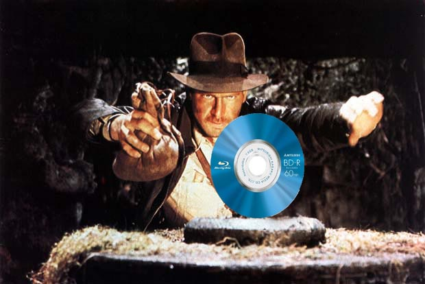 indyBluRay Geeky Friday: Paramount Announces Complete Indiana Jones Collection Blu ray Release Date