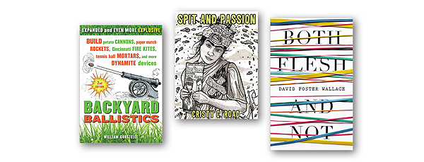 ljx120701webBEApicks6 Editors Picks from BookExpo America 2012: From Magick to BBQ & Backlist