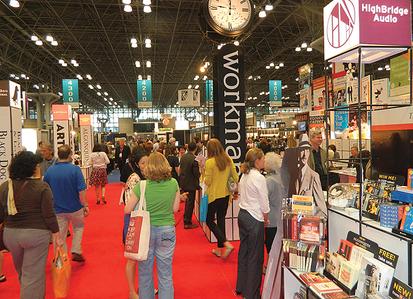 ljx120701webBEApicksKH1 Editors Picks from BookExpo America 2012: From Magick to BBQ & Backlist