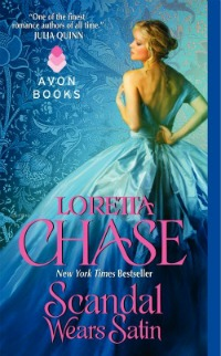 scandalQA Q&A: Loretta Chase, Author of the Dressmakers Series