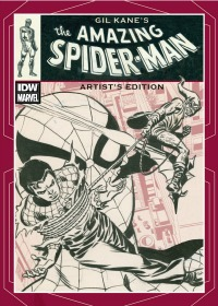 GilKaneSpidey200 Geeky Friday: DC Delays Batman Comic Post Massacre, IDW Gil Kane Spidey/MAD Artists Editions, Orson Scott Card Talks Ender/Libraries