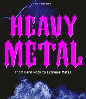 HeavyMetal Men in Captivity, Ode de Bradbury & Heavy Metal for the Coffee Table | Books for Dudes