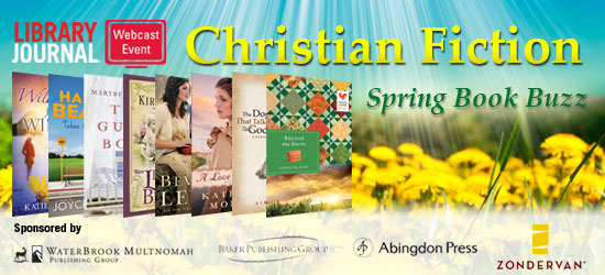 Christian Fiction Spring Book Buzz