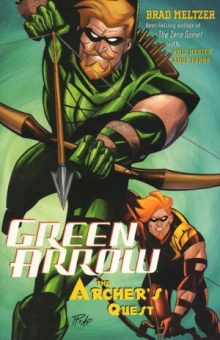 green arrow Readers Shelf: Lets Get Graphic, July 2012