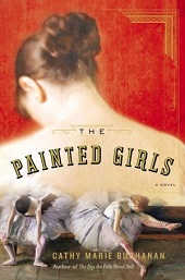 paintedgirls2 Fiction Previews, Jan. 2013, Pt. 4: Bernard Cornwell, Cathy Marie Buchanan, and More