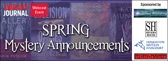 Spring Mystery Announcements