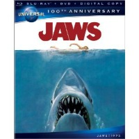JAWSbluray200 Geeky Friday | Dark Knight Trilogy: The Complete Screenplays, Spielberg's Lincoln Biopic, Pictures from Mars
