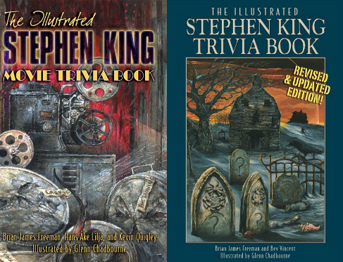 KingTrivia Geeky Friday | S.H.I.E.L.D. TV Pilot, Stephen King Trivia Books/Carrie Remake, On the Road Trailer, Spider Man Turns 50!