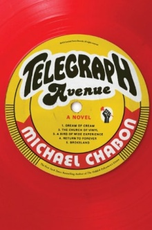 chabon Fiction Reviews, August 2012