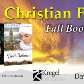 Christian Fiction Fall Book Buzz