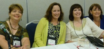 historicalauthors1 Romance Writers of America (RWA) 2012: Librarians Day
