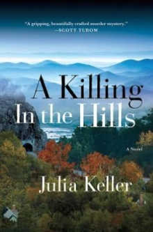 keller Mystery Debut of the Month, August 2012