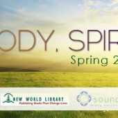 Mind Body Spirit Spring Announcement 2012