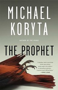 prophet08031 193x300 Xpress Reviews: Fiction | First Look at New Books, August 3, 2012