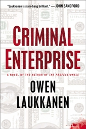 CRIMINAL ENTERPRIse Fiction Previews, Mar. 2013, Pt. 2: Balogh, Box, Koontz, Laukkanen, Steel, and More