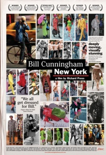 bill cunningham new york film poster RA Crossroads: What to Watch and Read After The September Issue
