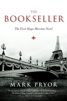 bookseller1 Mystery Debut of the Month, September 2012