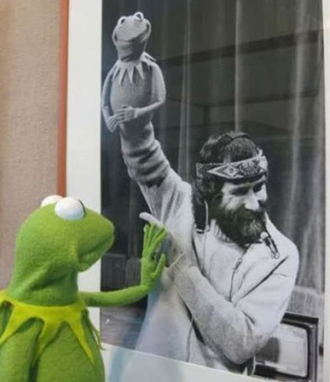 kermit and jim henson Geeky Friday | X Men Library Archive, The Hobbit Anniversary, Happy Birthday Stephen King
