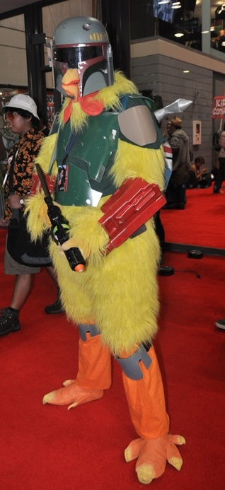 Bobachicken Geeky Friday: New York Comic Con Sets Record Attendance, DC Releasing Superman: Earth One, Vol. 2 in November, J.K. Rowlings Naughty Bits