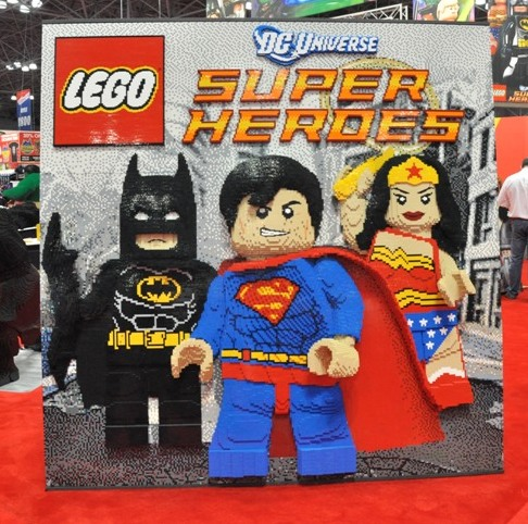 LEGO SUpers Geeky Friday: New York Comic Con Sets Record Attendance, DC Releasing Superman: Earth One, Vol. 2 in November, J.K. Rowlings Naughty Bits