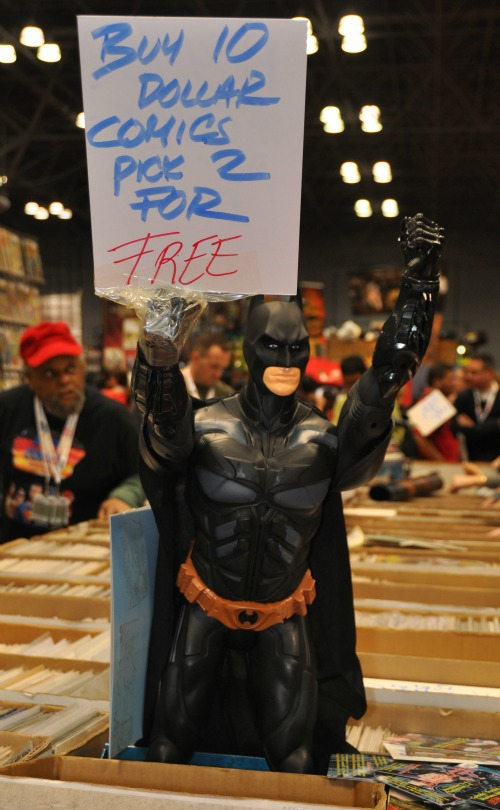 NYCC2012Batshill Nerd Watching: New York Comic Con 2012 Wrap Up | Geeky Friday