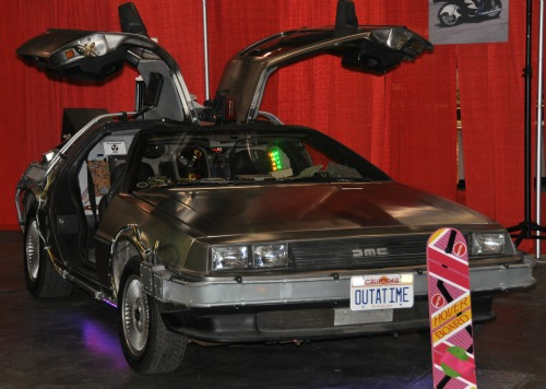 Outatime500 Nerd Watching: New York Comic Con 2012 Wrap Up | Geeky Friday
