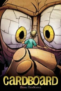 cardboard10191 Xpress Reviews: Graphic Novels | First Look at New Books, October 19, 2012