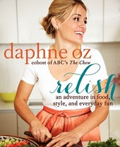relish Nonfiction Previews, Apr. 2013, Pt. 3: Inspiration, Recipes, and Advice from Henry Cloud, Daphne Oz, and Others