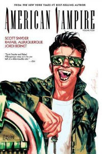 AmericanVampire11291 Xpress Reviews: Graphic Novels | First Look at New Books, November 30, 2012
