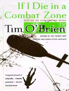 B1079 DieCombat D Tim O'Brien on If I Die in a Combat Zone | Tantorious