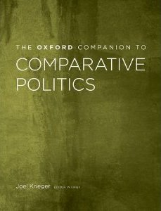Comparative politicsb Reference New Releases | November 1, 2012