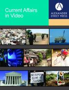 Current Affairs in Video New and Upcoming Reference Databases