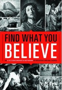 Find what you believe Reference New Releases | November 1, 2012