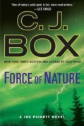 Force of nature Best Books 2012: Mysteries