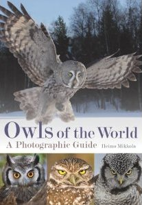 Owls of the world Reference New Releases | November 1, 2012