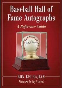 baseball hall of fame autographsb Reference New Releases | November 1, 2012