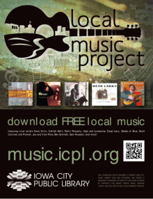 iowa city Music Is Up to Date in Iowa City | November 1, 2012 | Music for the Masses