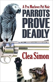 parrots Mystery, April 2013: Timothy Williams, Peter Lovesey, Anne Perry, and More