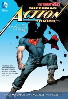 superman Graphic Novels Reviews | November 15, 2012