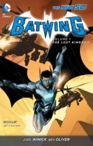 BATWING1221 192x300 Xpress Reviews: Graphic Novels | First Look at New Books, December 21, 2012