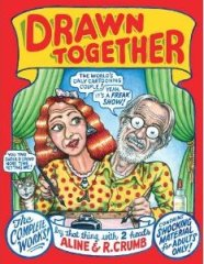 Drawn together Author Q&A: Drawn Together by Art with Aline Crumb