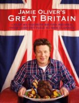 Jamie Oliver Great Britain Traveling Through Cookbooks | Wyatts World