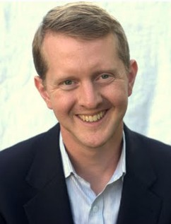 Jennings K Ken Jennings on Because I Said So! | Tantorious