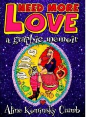 Need more love Author Q&A: Drawn Together by Art with Aline Crumb 