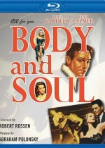 bodyandsoul121212 Olive Films Branches Out | DVDs for Libraries