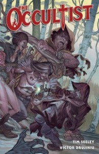 occultist1207 194x300 Xpress Reviews: Graphic Novels | First Look at New Books, December 7, 2012